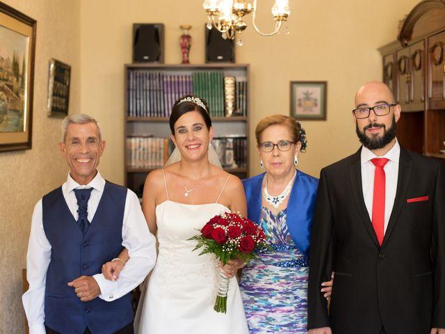La boda de Mario y Elizabeth en Loja, Granada 15