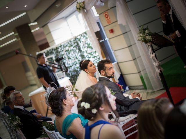La boda de Mario y Elizabeth en Loja, Granada 18