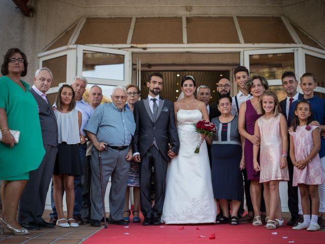 La boda de Mario y Elizabeth en Loja, Granada 23
