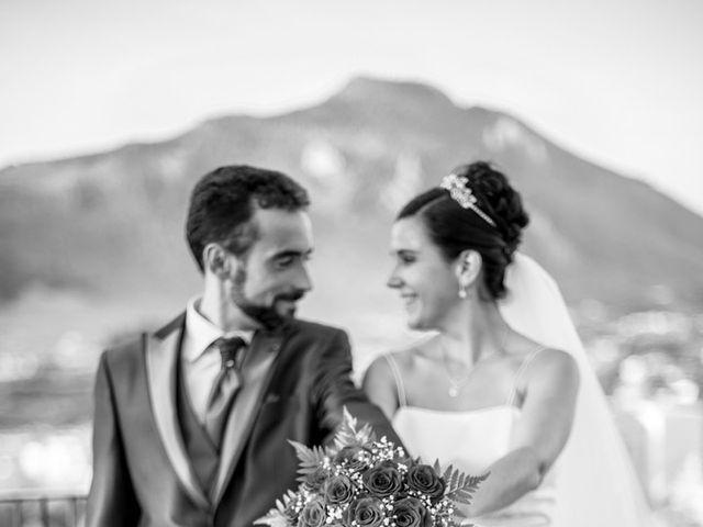 La boda de Mario y Elizabeth en Loja, Granada 25