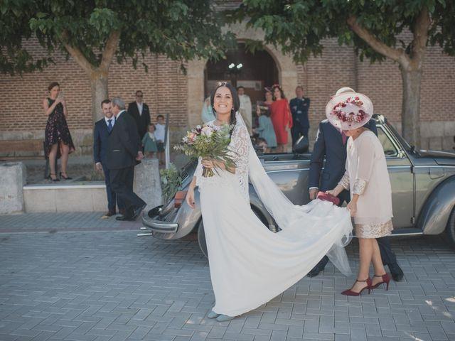 La boda de Rubén y Elsa en Pozal De Gallinas, Valladolid 10