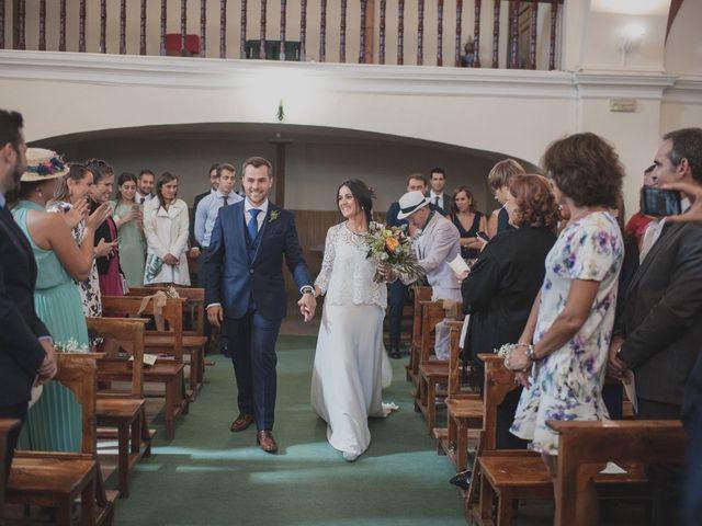 La boda de Rubén y Elsa en Pozal De Gallinas, Valladolid 11