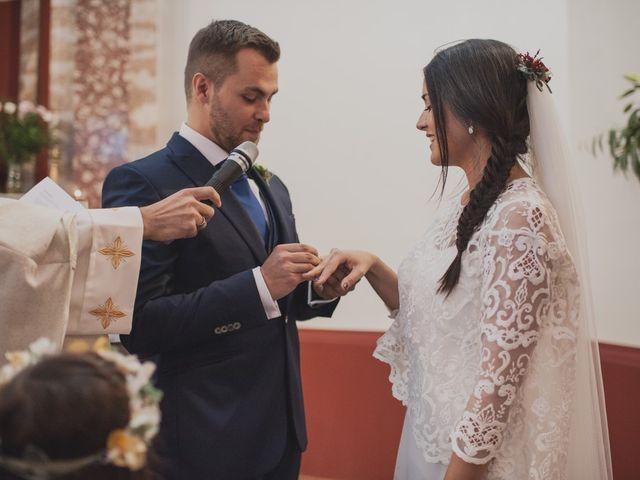 La boda de Rubén y Elsa en Pozal De Gallinas, Valladolid 13