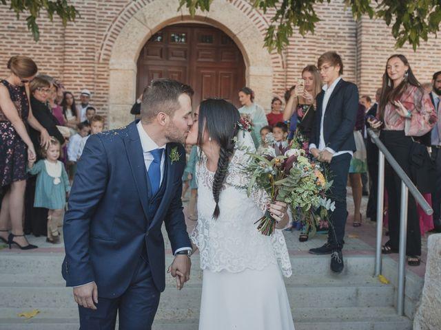 La boda de Rubén y Elsa en Pozal De Gallinas, Valladolid 14