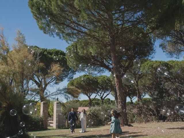 La boda de Rubén y Elsa en Pozal De Gallinas, Valladolid 22