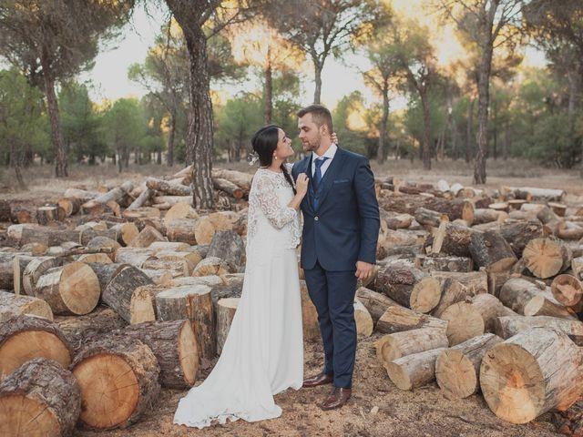 La boda de Elsa y Rubén