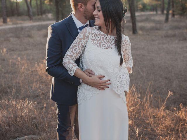 La boda de Rubén y Elsa en Pozal De Gallinas, Valladolid 32