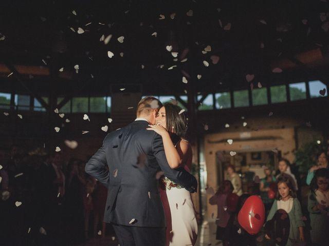 La boda de Rubén y Elsa en Pozal De Gallinas, Valladolid 36