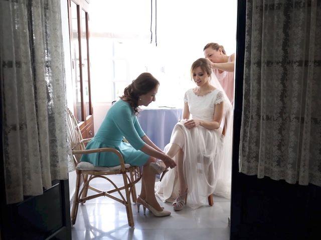 La boda de Álvaro y Ana en Chiclana De La Frontera, Cádiz 1