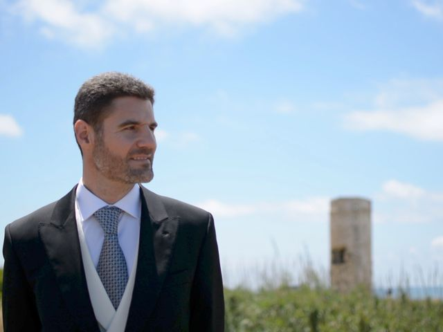 La boda de Álvaro y Ana en Chiclana De La Frontera, Cádiz 17