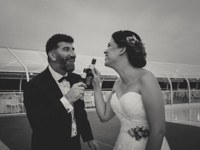 La boda de Davide  y Victoria  en La/villajoyosa Vila Joiosa, Alicante 5