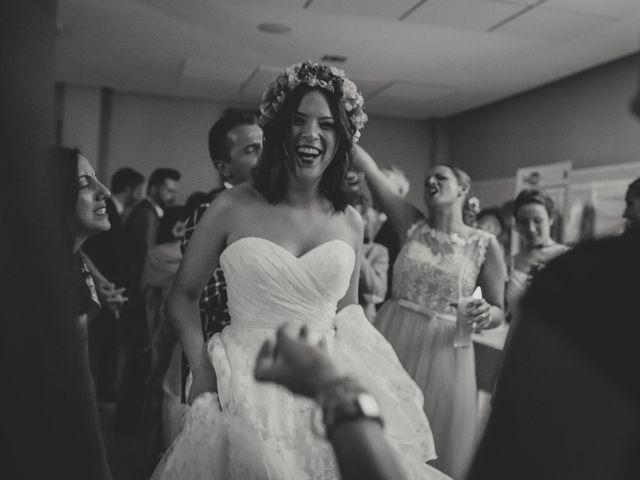 La boda de Davide  y Victoria  en La/villajoyosa Vila Joiosa, Alicante 14
