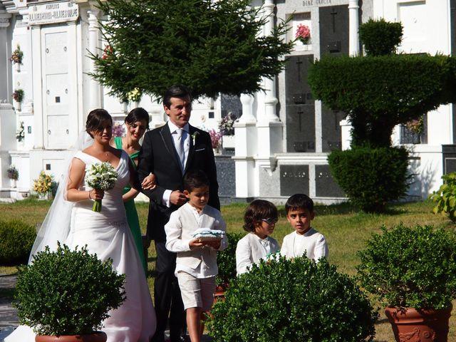 La boda de Santi y Ana  en Cambre, A Coruña 4