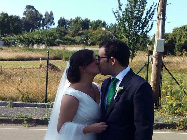 La boda de Santi y Ana  en Cambre, A Coruña 11