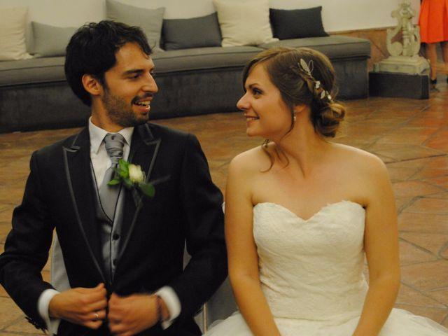 La boda de Patricia y Javier en Madrid, Madrid 4