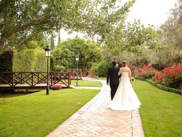 La boda de Patricia y Javier en Madrid, Madrid 2