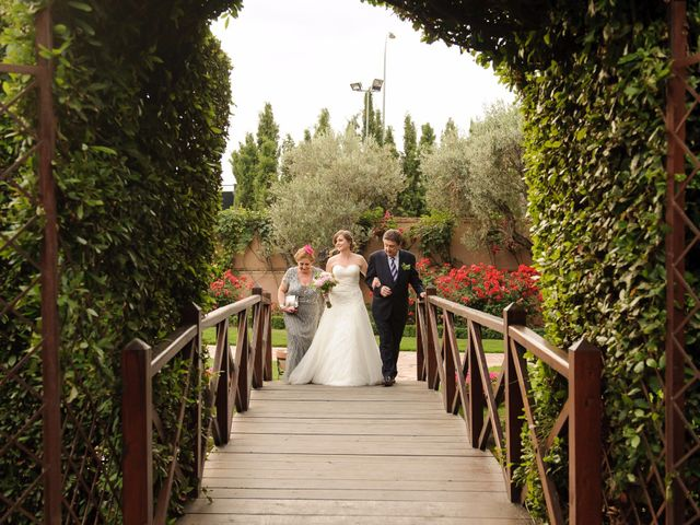 La boda de Patricia y Javier en Madrid, Madrid 10