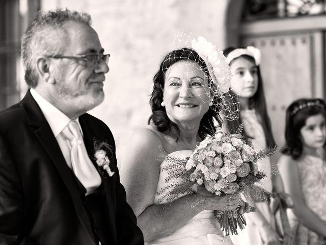 La boda de Angel y Trinidad en Elciego, Álava 7