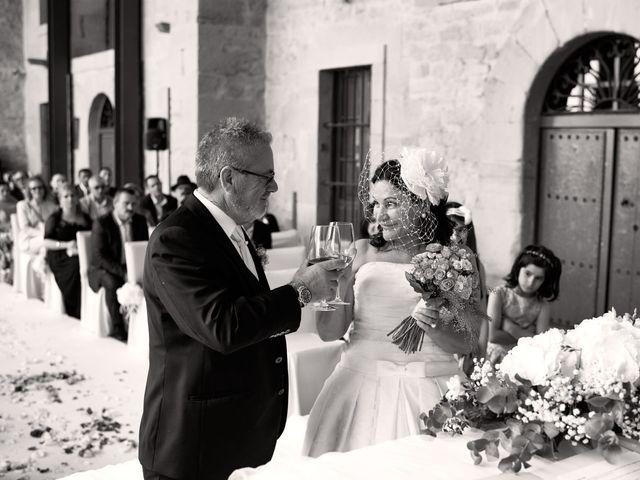 La boda de Angel y Trinidad en Elciego, Álava 8