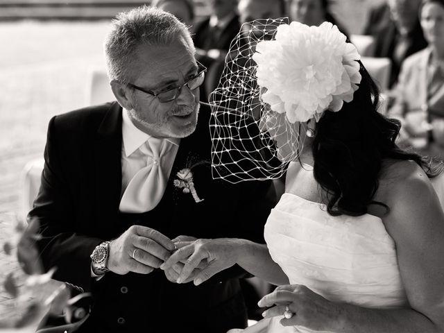 La boda de Angel y Trinidad en Elciego, Álava 10