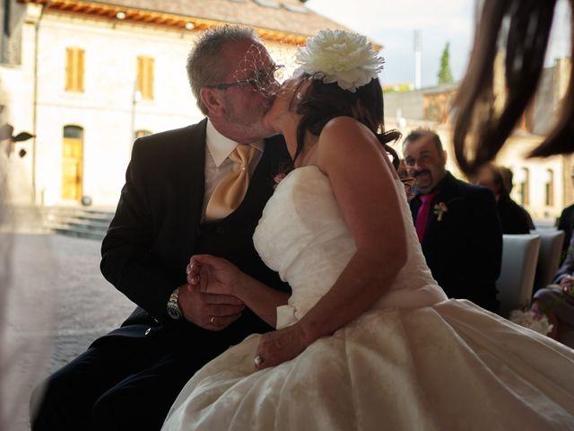 La boda de Angel y Trinidad en Elciego, Álava 11