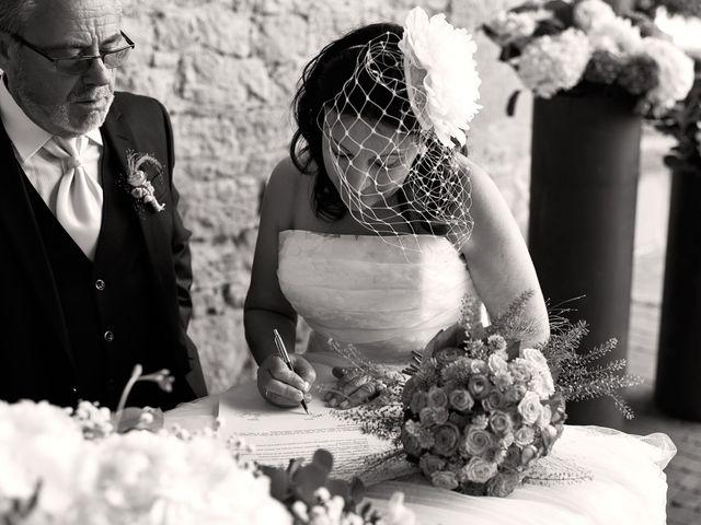 La boda de Angel y Trinidad en Elciego, Álava 12