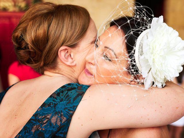 La boda de Angel y Trinidad en Elciego, Álava 14