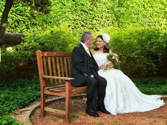 La boda de Angel y Trinidad en Elciego, Álava 20