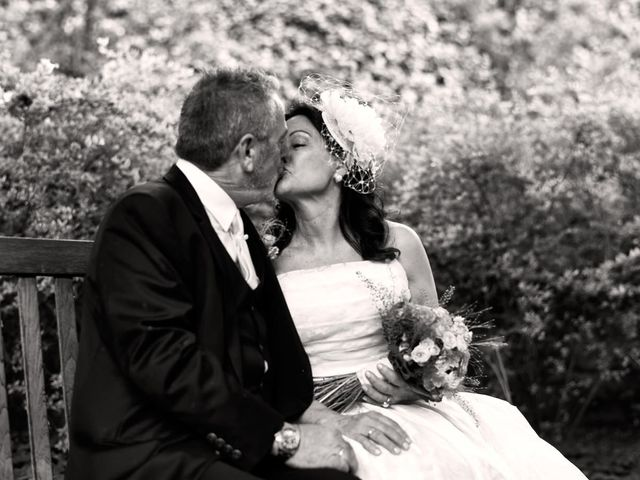 La boda de Angel y Trinidad en Elciego, Álava 21