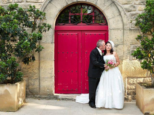 La boda de Angel y Trinidad en Elciego, Álava 22