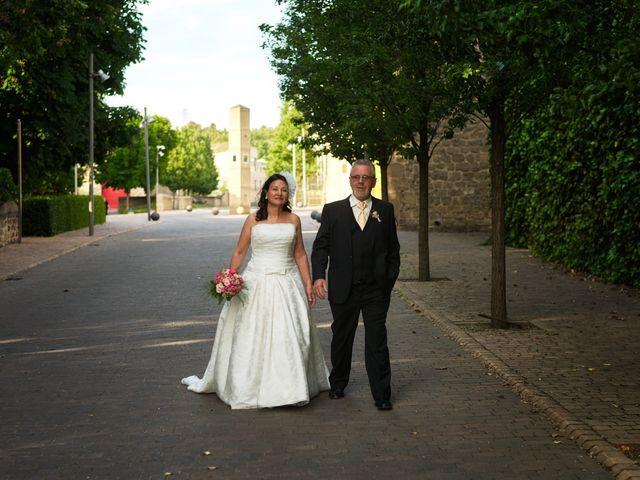 La boda de Angel y Trinidad en Elciego, Álava 24