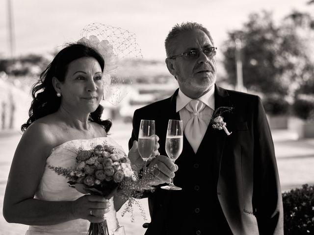 La boda de Angel y Trinidad en Elciego, Álava 25