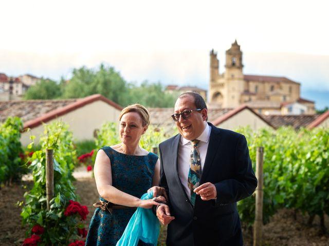 La boda de Angel y Trinidad en Elciego, Álava 28