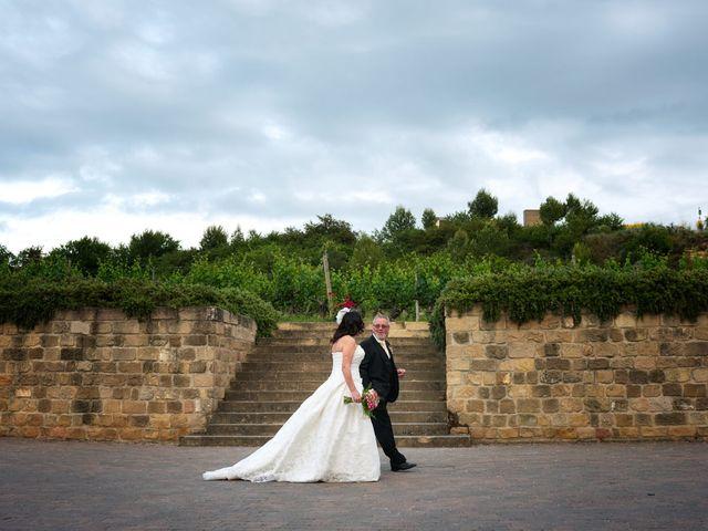 La boda de Angel y Trinidad en Elciego, Álava 30