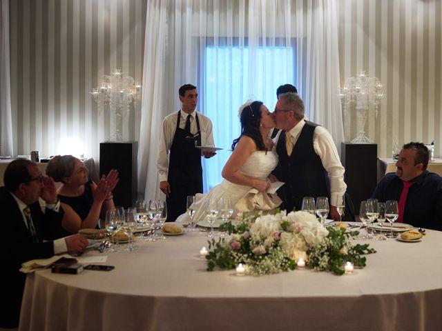 La boda de Angel y Trinidad en Elciego, Álava 35