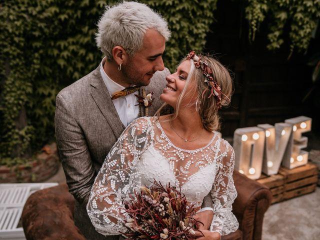 La boda de Alex y Ale