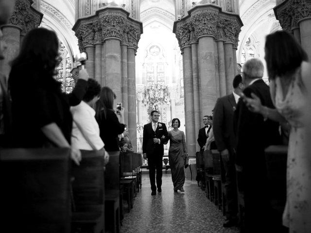 La boda de Alexandro y Marina en Banyeres Del Penedes, Tarragona 10