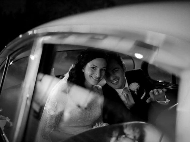 La boda de Marina y Alexandro