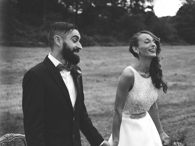 La boda de Miguel y Cova