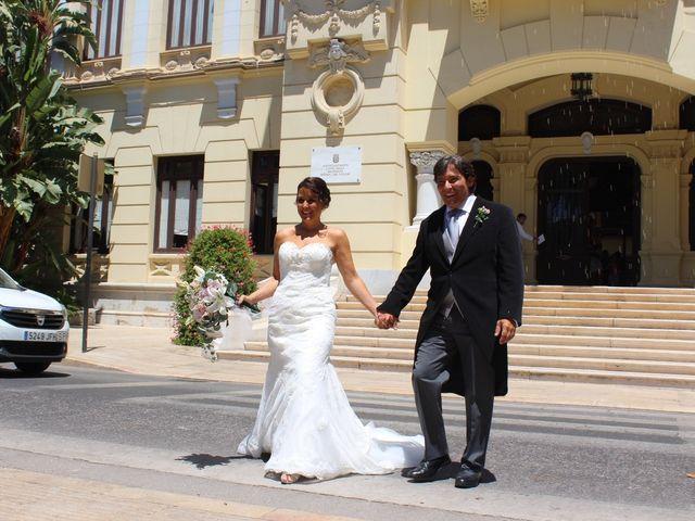 La boda de Jesús y Vanessa en Málaga, Málaga 2