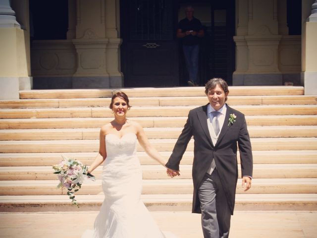 La boda de Jesús y Vanessa en Málaga, Málaga 1