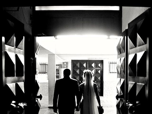 La boda de Alberto y María en Granada, Granada 7