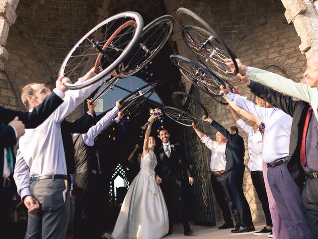 La boda de Silvana y Xavier