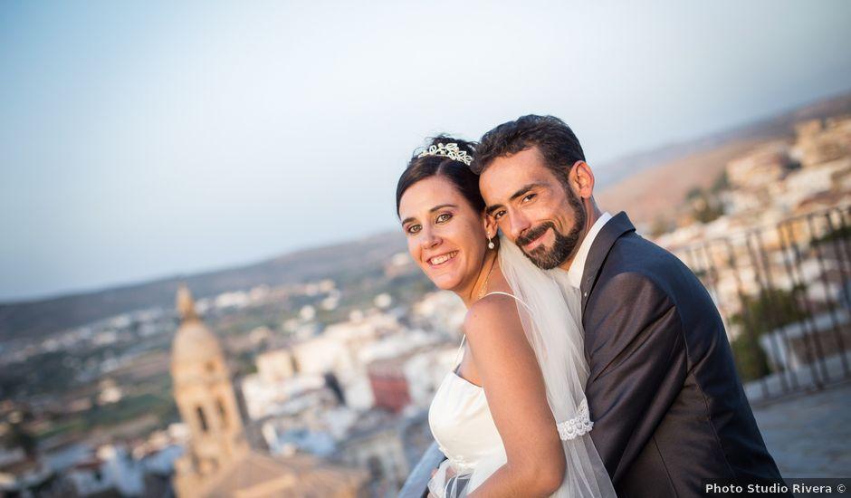 La boda de Mario y Elizabeth en Loja, Granada