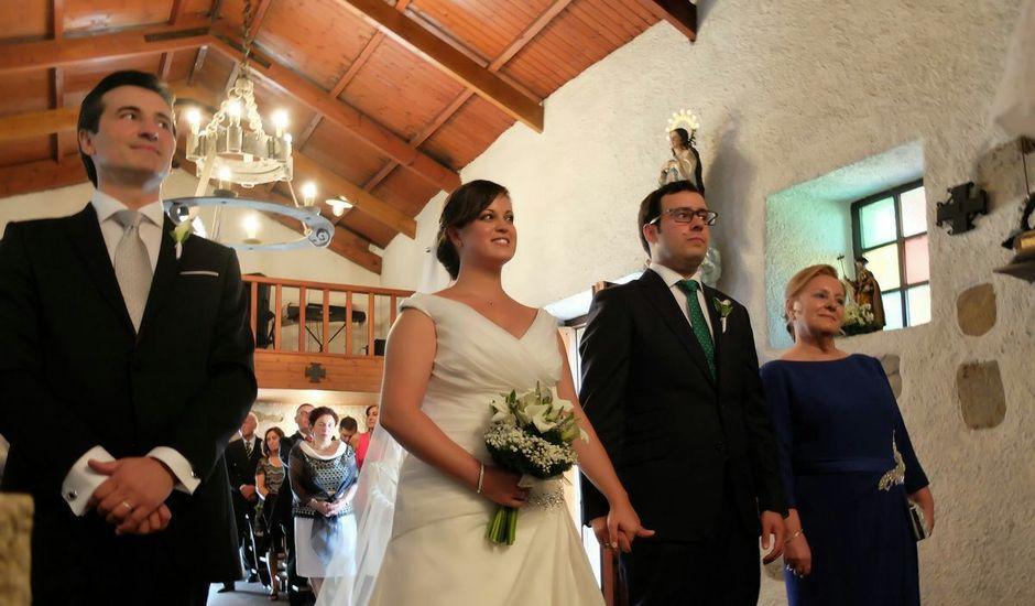 La boda de Santi y Ana  en Cambre, A Coruña