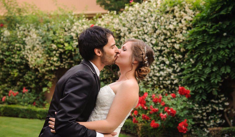 La boda de Patricia y Javier en Madrid, Madrid