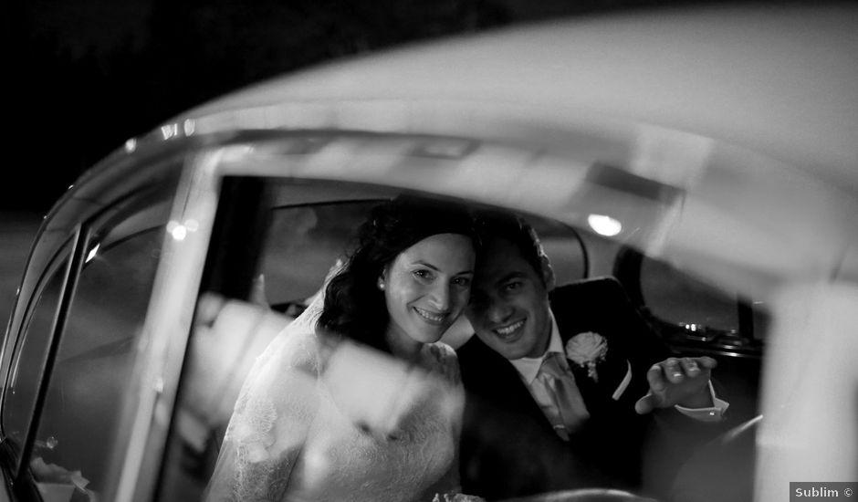 La boda de Alexandro y Marina en Banyeres Del Penedes, Tarragona