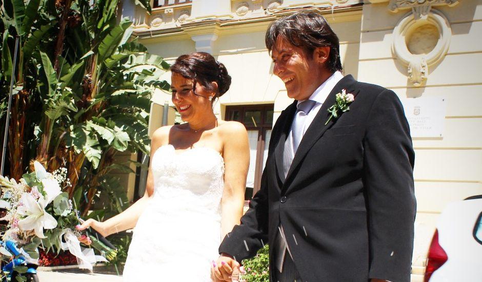 La boda de Jesús y Vanessa en Málaga, Málaga