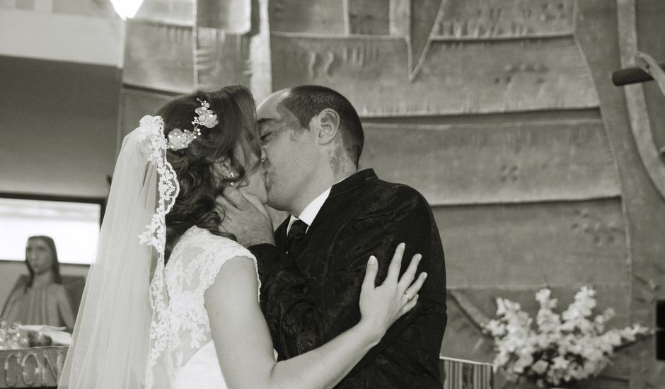 La boda de Alberto y María en Granada, Granada