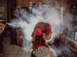 La boda de Esther y Ruben 1